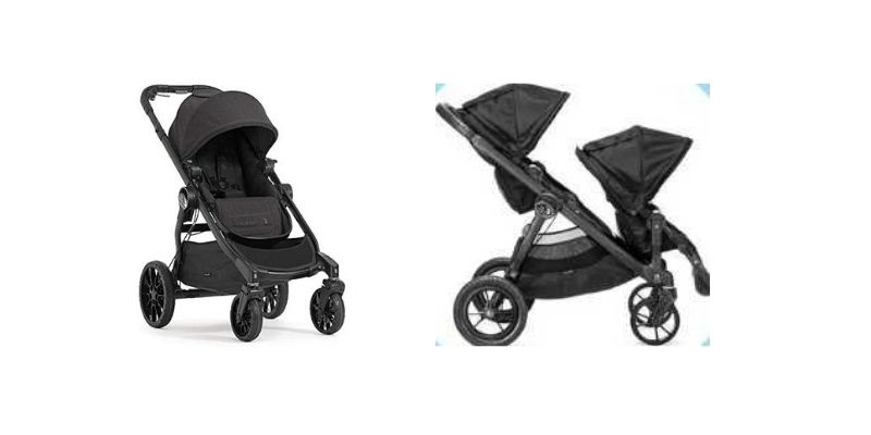 carriola Baby Jogger City Select LUX Stroller